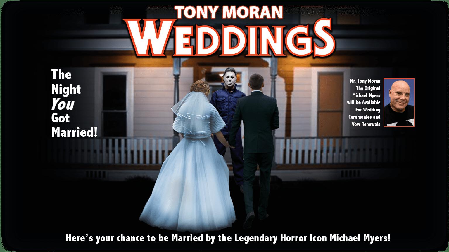 Tony Page Wedding